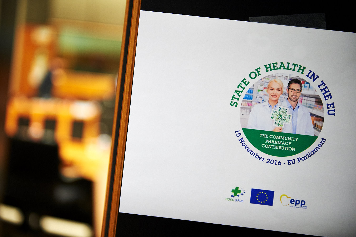 PGEU Campaign- State of Health in the EU